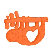 *Manhattan Toy Company Sloth Silicone Teether