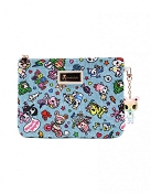 *Tokidoki Denim Daze Zip Pouch