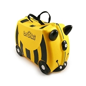 *Trunki Ride-on Suitcase - Bernard Bee