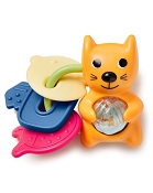 *Skip Hop Vibrant Village Rattle & Teethe Key