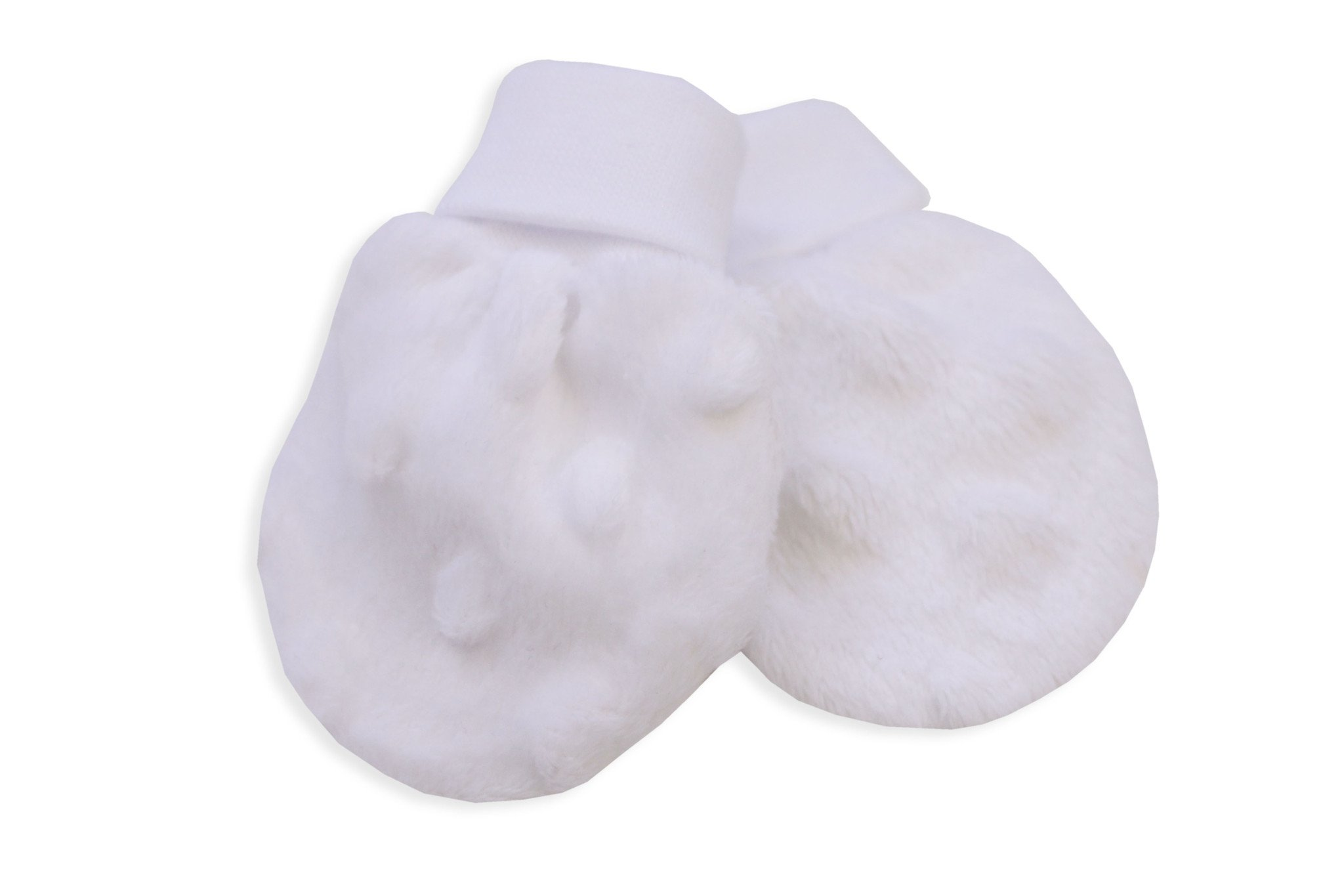 Itty Bitty Baby Minky Scratch Mittens *CLEARANCE*