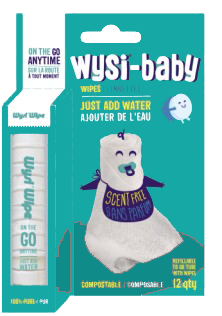 *Wysi-Baby Multipurpose Wipes - 12 Pack