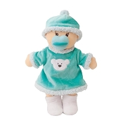 *Manhattan Toy Company Wee Baby Stella Doll - Snow Day