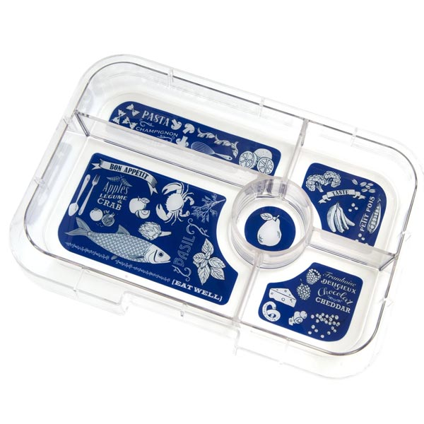 Yumbox Tapas 5 Compartment Tray