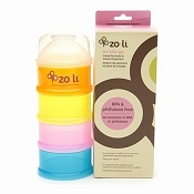 *ZoLi ON-THE-GO Formula and Snack Dispenser