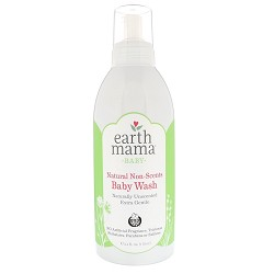 *Earth Mama Angel Baby Shampoo & Body Wash