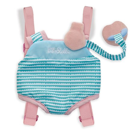 *Manhattan Toy Company Wee Baby Stella Travel Time Carrier Set
