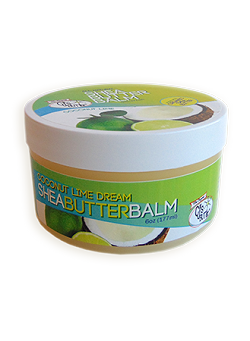 *CJ's All Natural BUTTer All Natural Shea Butter Balm - 6oz Pot