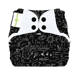 bumGenius Elemental One-Size All-in-One Cloth Diaper *NEW INNER-LINED*