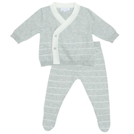 Angel Dear Euro Knit Take Me Home Set - Grey