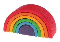 *Grimm's Small Rainbow (6 Pieces)