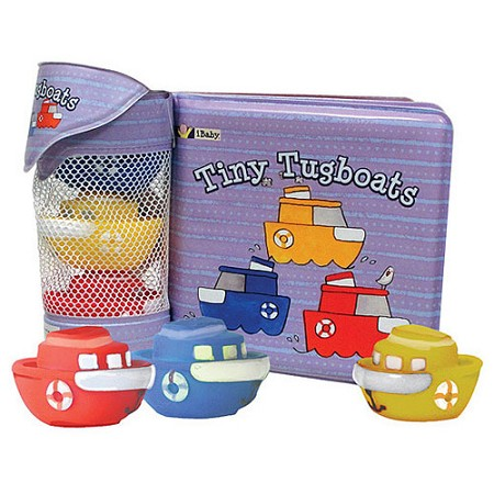*Melissa & Doug Float Alongs - Tiny Tugboats