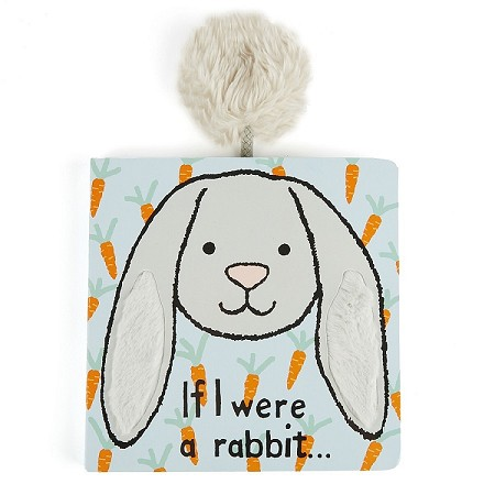 *Jellycat If I Were a Rabbit Book