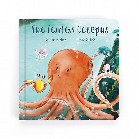 *Jellycat The Fearless Octopus