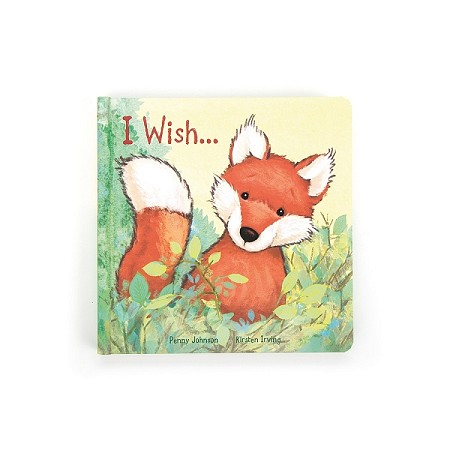 *Jellycat I Wish Book