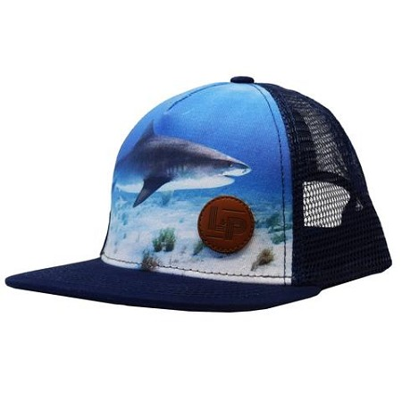 L&P Snapback Hat - Shark
