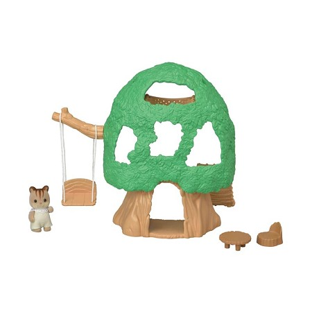 *Calico Critters Baby Tree House