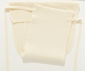 Disana Knitted Cotton Tie-On Nappy