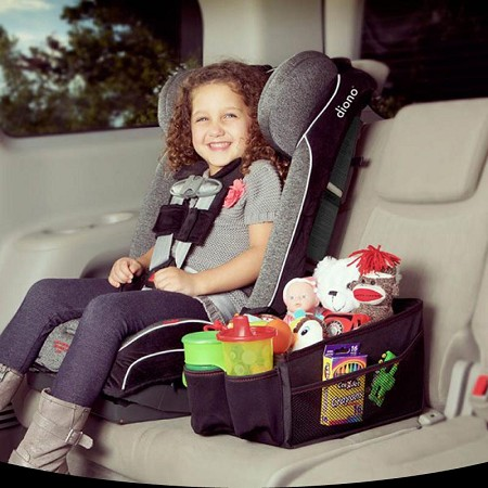 *Diono Car Seat Organizer Travel-Pal - Black