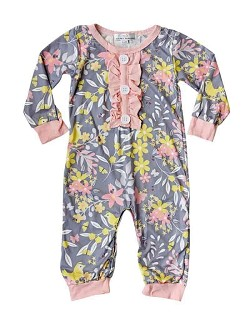 Bailey's Blossoms Ivy Jumpsuit Romper *CLEARANCE*