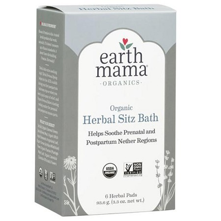 *Earth Mama Herbal Sitz Bath