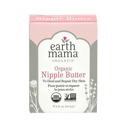 *Earth Mama Organic Nipple Butter
