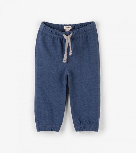 Hatley Navy Jogger (6-9 month) *CLEARANCE*