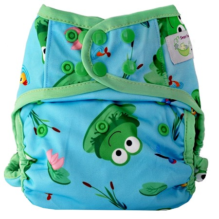 Sweet Pea One Size Cloth Diaper Cover *Clearance Final Sale*
