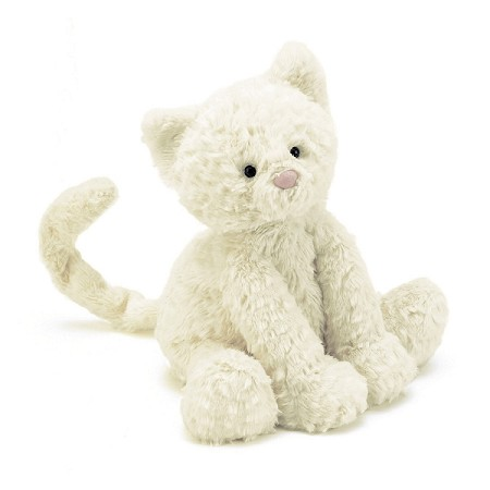*JellyCat Fuddlewuddle Kitten Medium - 9