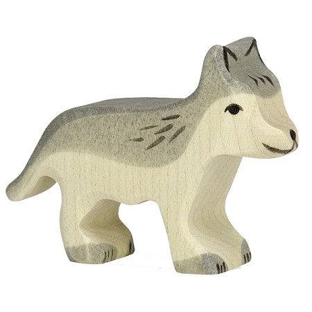 *Holztiger Small Wolf