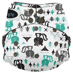 Imagine Baby One Size Stay Dry All-in-One Cloth Diaper
