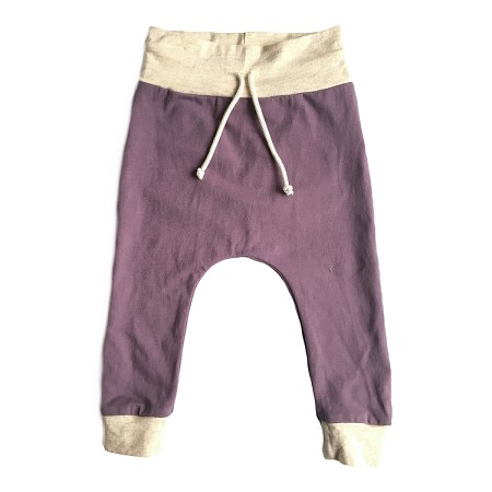 With Love by Ash Mauve Slim Harems *CLEARANCE*