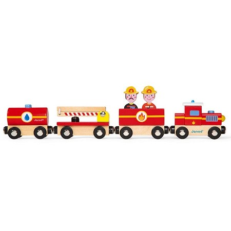 *Janod Story Train - Firefighter