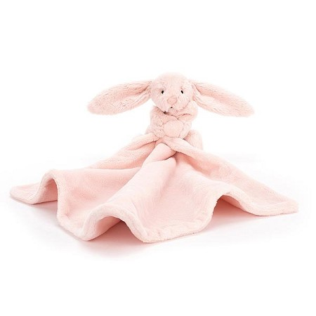 *JellyCat Bashful Blush Bunny Soother