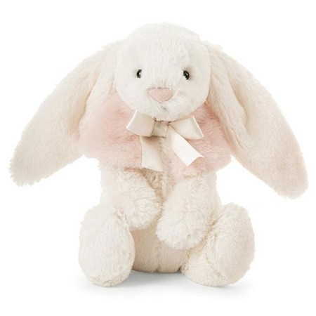 *Jellycat Bashful Cream Snow Bunny Small - 7