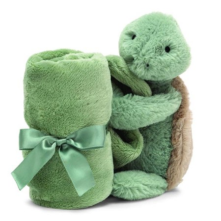 *JellyCat Bashful Turtle Soother