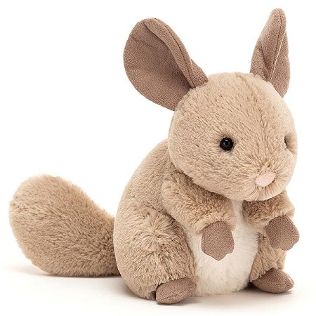 *Jellycat Cheeky Sandy Chinchilla - 6