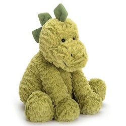 *JellyCat Fuddlewuddle Dino - Baby 5""