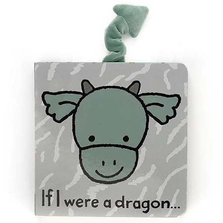 *Jellycat If I Were a Dragon Book