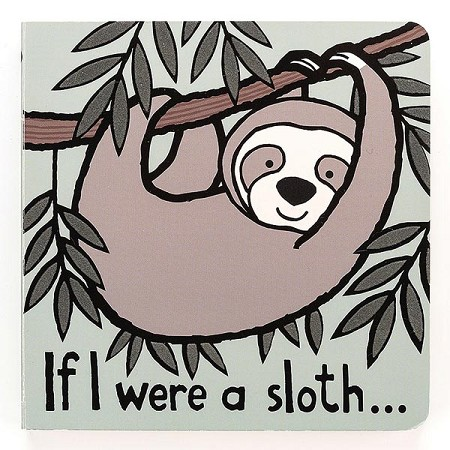 *Jellycat If I Were a Sloth