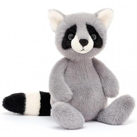 *Jellycat Whispit Raccoon - 10