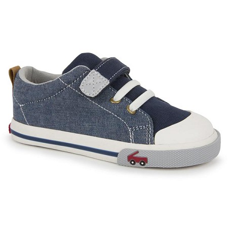See Kai Run - Stevie II Chambray