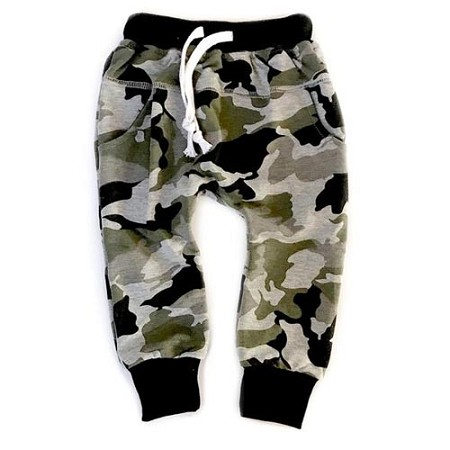 Little Bipsy Collection Joggers - Camo
