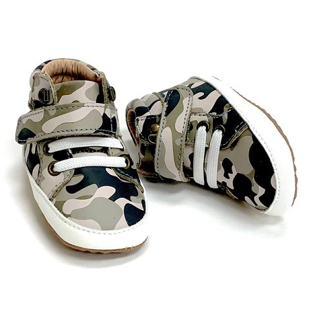 Little Bipsy Collection H-Tops - Camo (Toddler Size 8) *CLEARANCE*