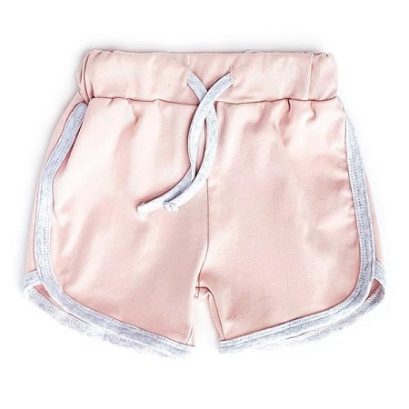 Little Bipsy Collection Track Shorts - Blush