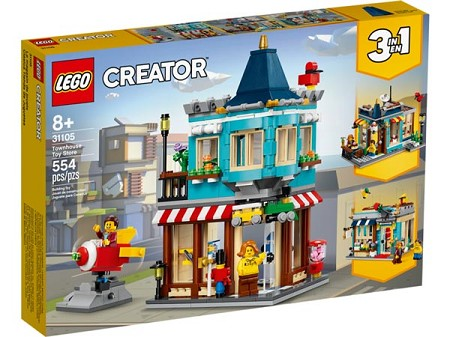 *LEGO Creator Townhouse Toy Store