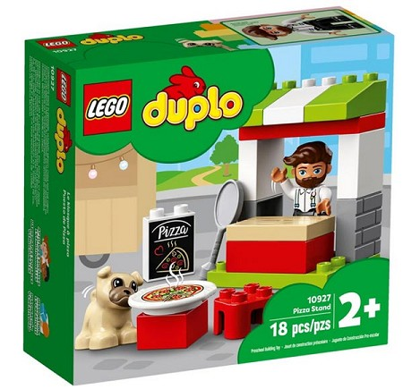 *LEGO Duplo Pizza Stand