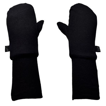 L&P Apparel Sherpa Lined Cotton Mitts