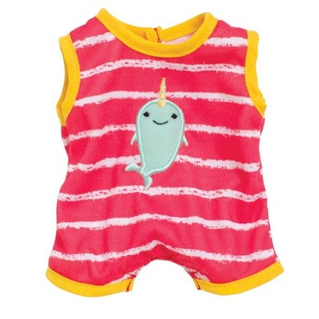 *Manhattan Toy Company Wee Baby Stella Sunny Day Playsuit