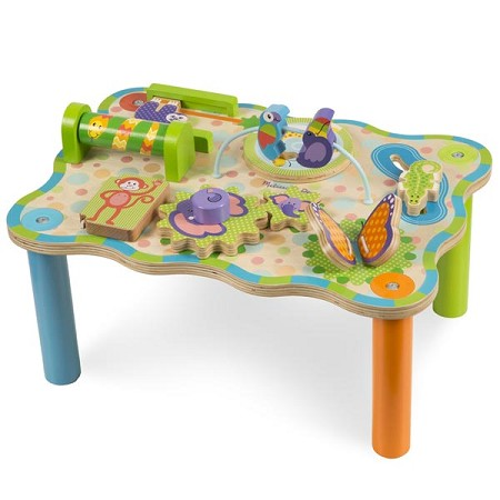 *Melissa & Doug First Play Jungle Activity Table